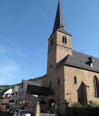 Kellerwegfest in Graach an der Mosel